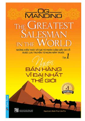 Sách Người bán hàng vĩ đại nhất thế giới