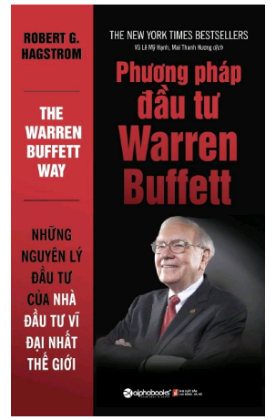 Sách Phương Pháp Đầu Tư Warren Buffett