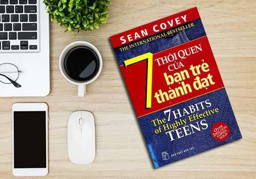 7 thói quen của bạn trẻ thành đạt