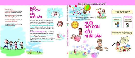Quyển sách Nuôi dạy con kiểu Nhật Bản
