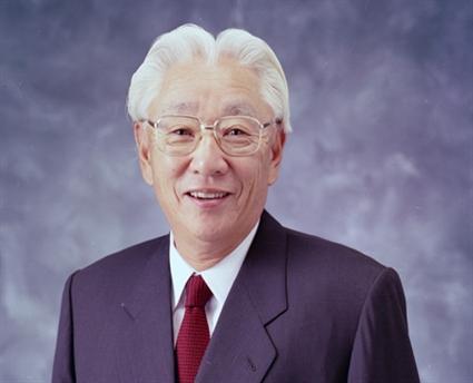 Chân dung tác giả người Nhật Ibuka Masaru