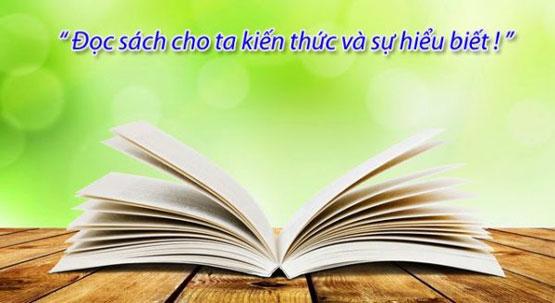Những câu nói hay về ý nghĩa của sách và đọc sách