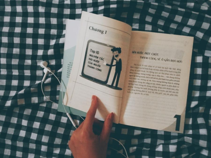 Chương 1 của quyển sách