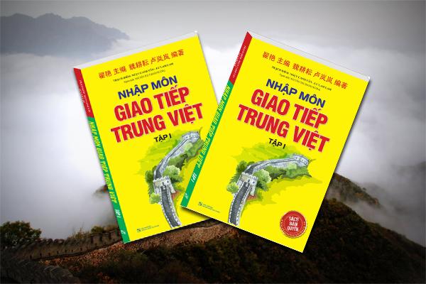 Sách nhập môn giao tiếng Trung Việt