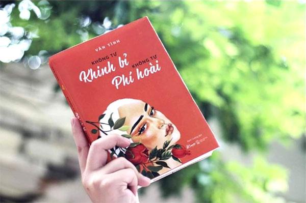 Review Sách Không Tự Khinh Bỉ Không Tự Phí Hoài - Vãn Tình