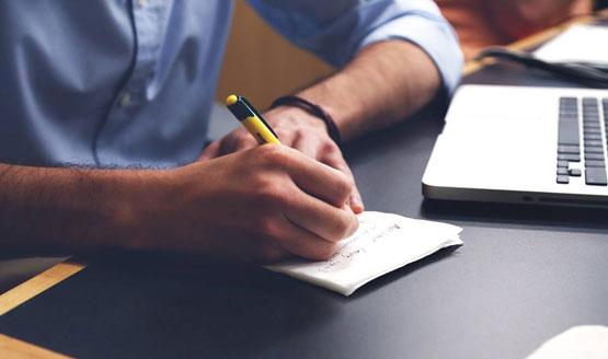 Cấu trúc bài viết là điều quan trọng với người mới