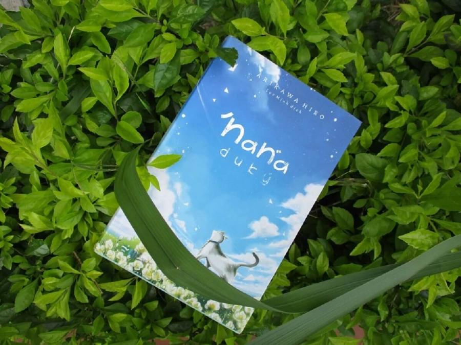 Nana du kí – lời khẳng định của một tình yêu bất diệt dành cho loài mèo