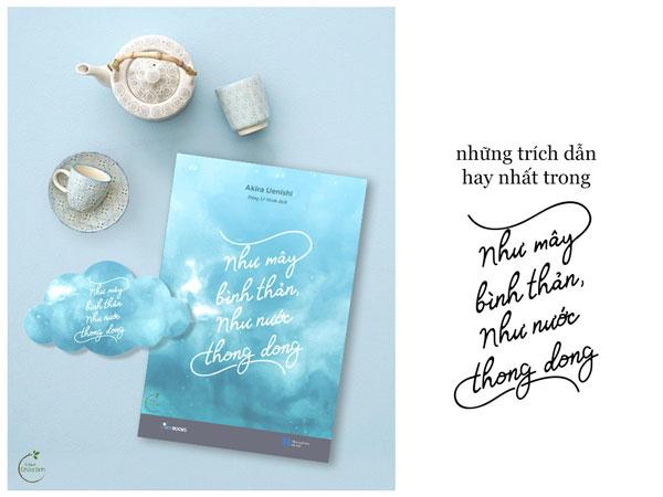Những trích dẫn hay trong sách Như mây bình thản, như nước thong dong