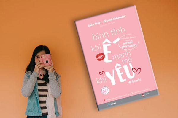 Cuốn sách mà nhiều chị em đang săn đón - Bình tĩnh khi ế, mạnh mẽ khi yêu