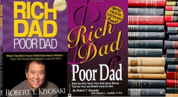 Review sách Cha giàu cha nghèo – Bí quyết để trở nên giàu có