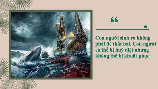 Review sách: Ông già và biển cả