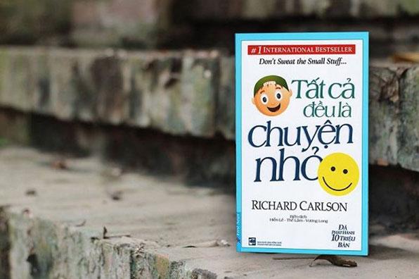 Review sách Tất Cả Đều Là Chuyện Nhỏ - Richard Carlson