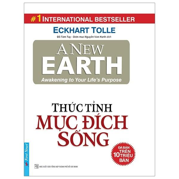 Thức tỉnh mục đích sống – Eckhart Tolle