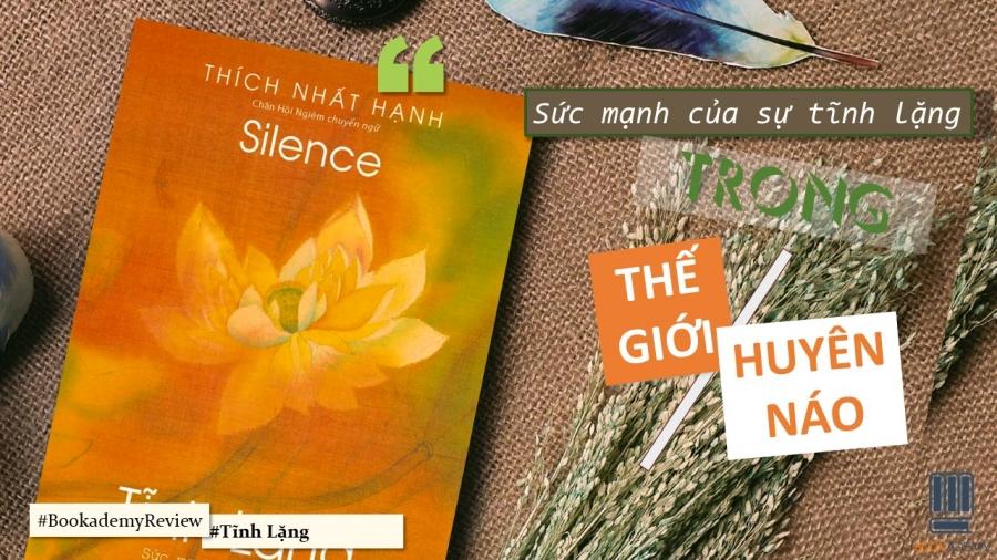 Review ''Tĩnh Lặng'': Sức Mạnh Của Sự Tĩnh Lặng Trong Thế Giới Huyên Náo