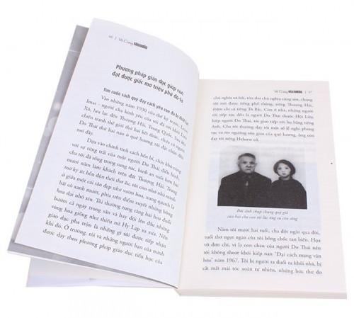 Nội dung quyển sách Vô cùng tàn nhẫn vô cùng yêu thương