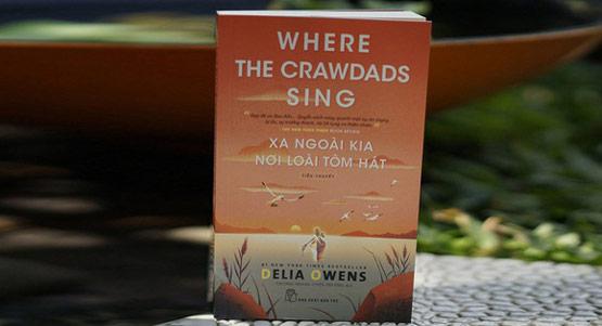Review sách Xa ngoài kia nơi loài tôm hát