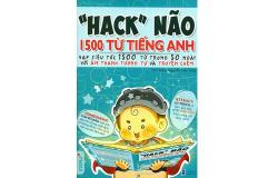 Review sách Hack Não 1500 từ tiếng Anh