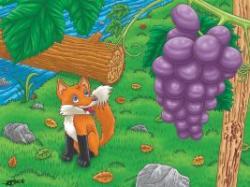 Ý nghĩa truyện ngụ ngôn con cáo và chùm nho