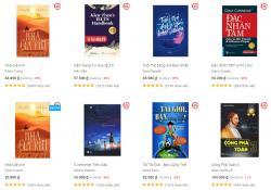Nên mua sách online ở đâu: Chọn Tiki hay Fahasa?