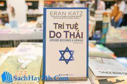 Review sách Trí tuệ Do Thái - Eran Katz