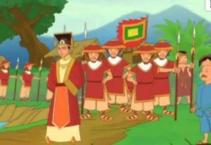 Sự tích Thánh làng Chèm