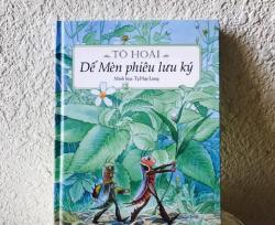 Dế mèn phiêu lưu ký - Cuốn sách của tuổi thơ