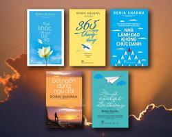 Những Cuốn Sách Hay Nhất Của Robin Sharma Dành Cho Bạn Trẻ