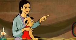 Đóng vai Vũ Nương kể lại Chuyện người con gái Nam Xương