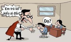 Những mẩu truyện cười hay nhất về tuổi học trò