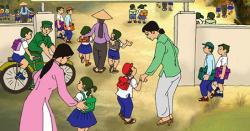 Cảm nhận về truyện ngắn Tôi đi học của Thanh Tịnh