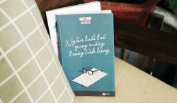 Review Sách Ngắm Tuổi Trẻ Quay Cuồng Trong Tĩnh Lặng