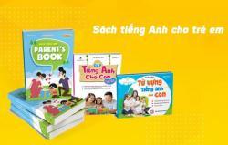 Top 15 cuốn sách tiếng Anh cho trẻ em tốt nhất không thể bỏ qua