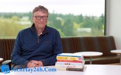 Bill Gates nghĩ gì sau khi đọc Homo Deus: Lược sử tương lai?