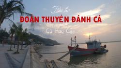 """""""Đoàn thuyền đánh cá"""" sự chuyển biến trong phong cách thơ Huy Cận"""