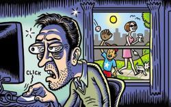 Nghị luận xã hội về tình trạng nghiện game online ở giới trẻ