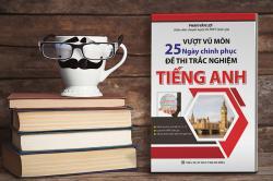 Top Sách Ôn Luyện Thi THPT Quốc Gia Môn Tiếng Anh