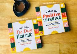 Review Sách Một Năm Tư Duy Tích Cực