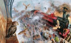 Harry Potter và Hòn đá phù thủy - Bước khởi đầu của một phù thuỷ vĩ đại