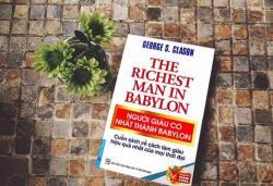 Review sách Người giàu có nhất thành Babylon - Geogre S Clason