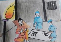 Phân tích cảnh cho chữ trong tác phẩm Chữ người tử tù