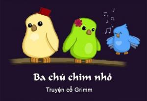Ba chú chim nhỏ