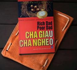 Review sách Cha giàu cha nghèo - Bí quyết để trở nên giàu có