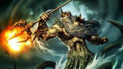 Những câu chuyện về thần Poseidon - Vị thần của biển cả
