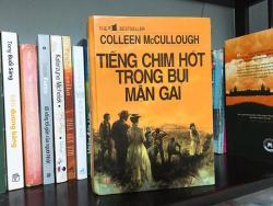 Review sách Tiếng Chim Hót Trong Bụi Mận Gai