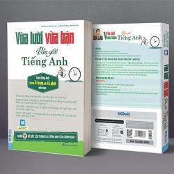 Review sách Vừa Lười Vừa Bận Vẫn Giỏi Tiếng Anh