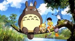 Review phim Hàng Xóm Tôi Là Totoro - My Neighbor Totoro