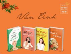 Chùm Sách Hay Nhất Của Tác Giả Vãn Tình Dành Cho Phụ Nữ