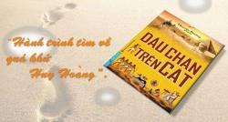 Review sách Dấu Chân Trên Cát - Nguyên Phong