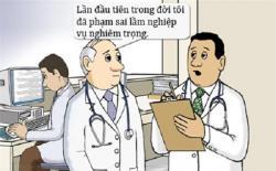 Những mẩu truyện cười hay nhất về ngành y tế