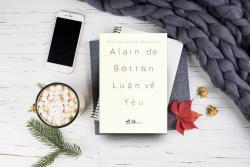 Review sách Luận Về Yêu - Alain de Botton